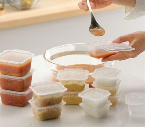 Lo trữ thực phẩm phòng dịch, đây là cách bảo quản để không rước bệnh chị em cần biết-9