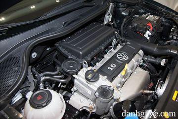 Cận cảnh Volkswagen Polo Hatchback 2020 giá 695 triệu đồng tại Việt Nam-10