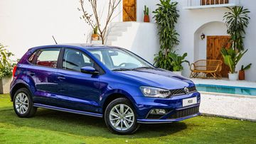 Cận cảnh Volkswagen Polo Hatchback 2020 giá 695 triệu đồng tại Việt Nam-1