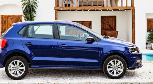 Cận cảnh Volkswagen Polo Hatchback 2020 giá 695 triệu đồng tại Việt Nam