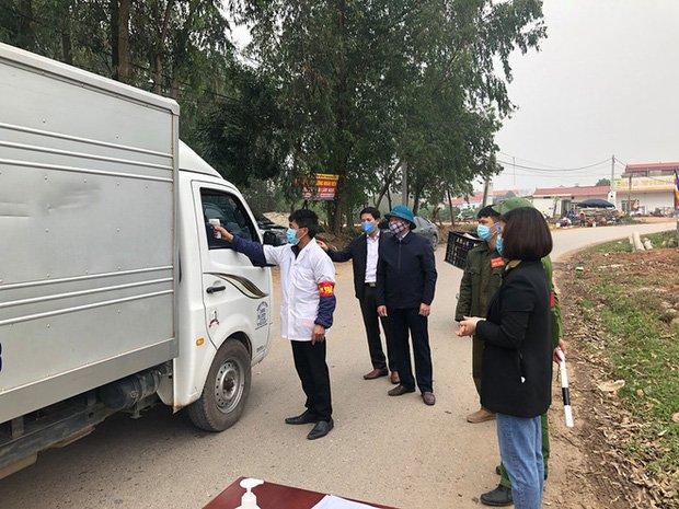 Các điều cấm phục vụ cách ly xã Sơn Lôi hơn 10.000 người dân ở Vĩnh Phúc-3