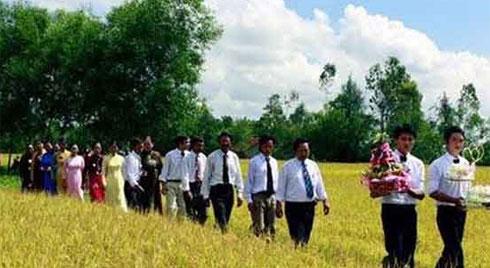 Vĩnh Phúc cách ly 15 hộ dân và 30 người trong đoàn đám cưới ở huyện Sông Lô