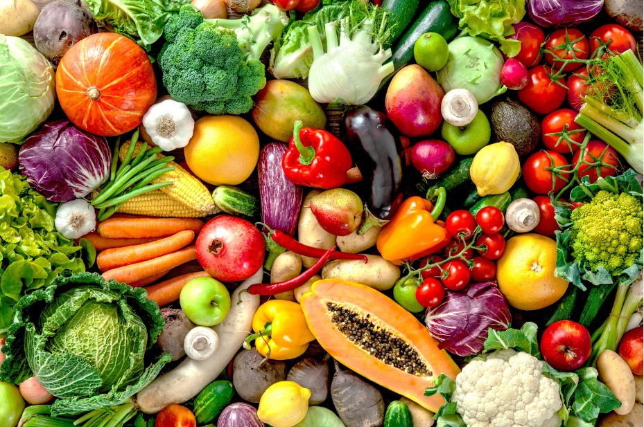 Chị em chỉ việc áp dụng những mẹo quan sát này đảm bảo mua được rau củ quả ngon, không dính hóa chất-1