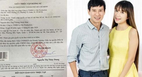Lý Hải bị kiện đòi bồi thường 4 tỷ, Minh Hà tức giận đáp trả, khẳng định chồng mình mắc họa vô lý