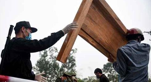 Vĩnh Phúc kêu gọi 192 người rời khỏi xã Sơn Lôi quay lại địa phương
