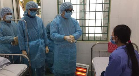 Giám đốc Sở Y tế Vĩnh Phúc: Hai bệnh nhân điều trị tại Bình Xuyên đã âm tính 2 lần với Covid-19