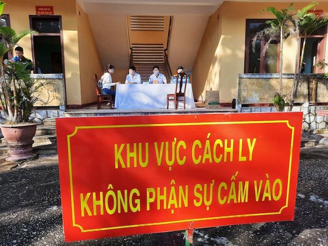 Một phụ nữ Quảng Ngãi yêu cầu hỗ trợ 250.000 đồng/ngày mới chịu cách ly phòng dịch Covid 19-1