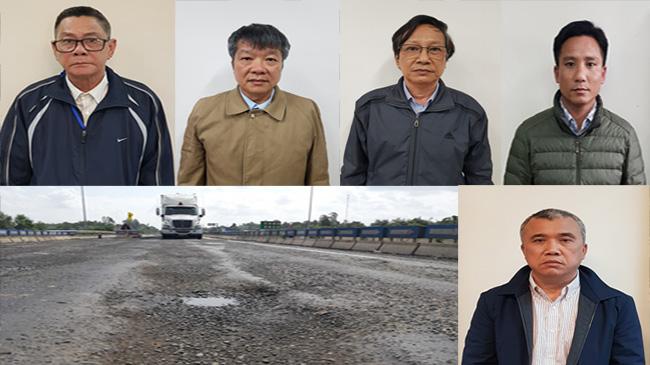 Khởi tố các bị can liên quan đến sai phạm cao tốc Đà Nẵng – Quảng Ngãi
