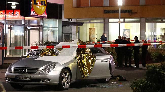 Xả súng hàng loạt ở Đức, hơn 10 người thương vong