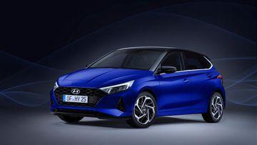 Cận cảnh thiết kế Hyundai i20 2020 sắp ra mắt-1