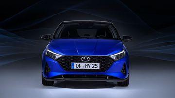 Cận cảnh thiết kế Hyundai i20 2020 sắp ra mắt-2