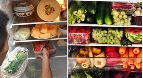 Cất trứng không đúng nơi và 11 sai lầm tai hại nhà nào cũng mắc khi dùng tủ lạnh