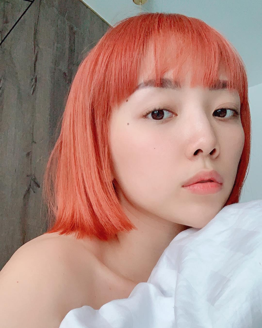 3 mỹ nhân Việt rất chịu khó quẩy những màu nhuộm tóc kén mặt nhưng chưa một lần xuống sắc-1