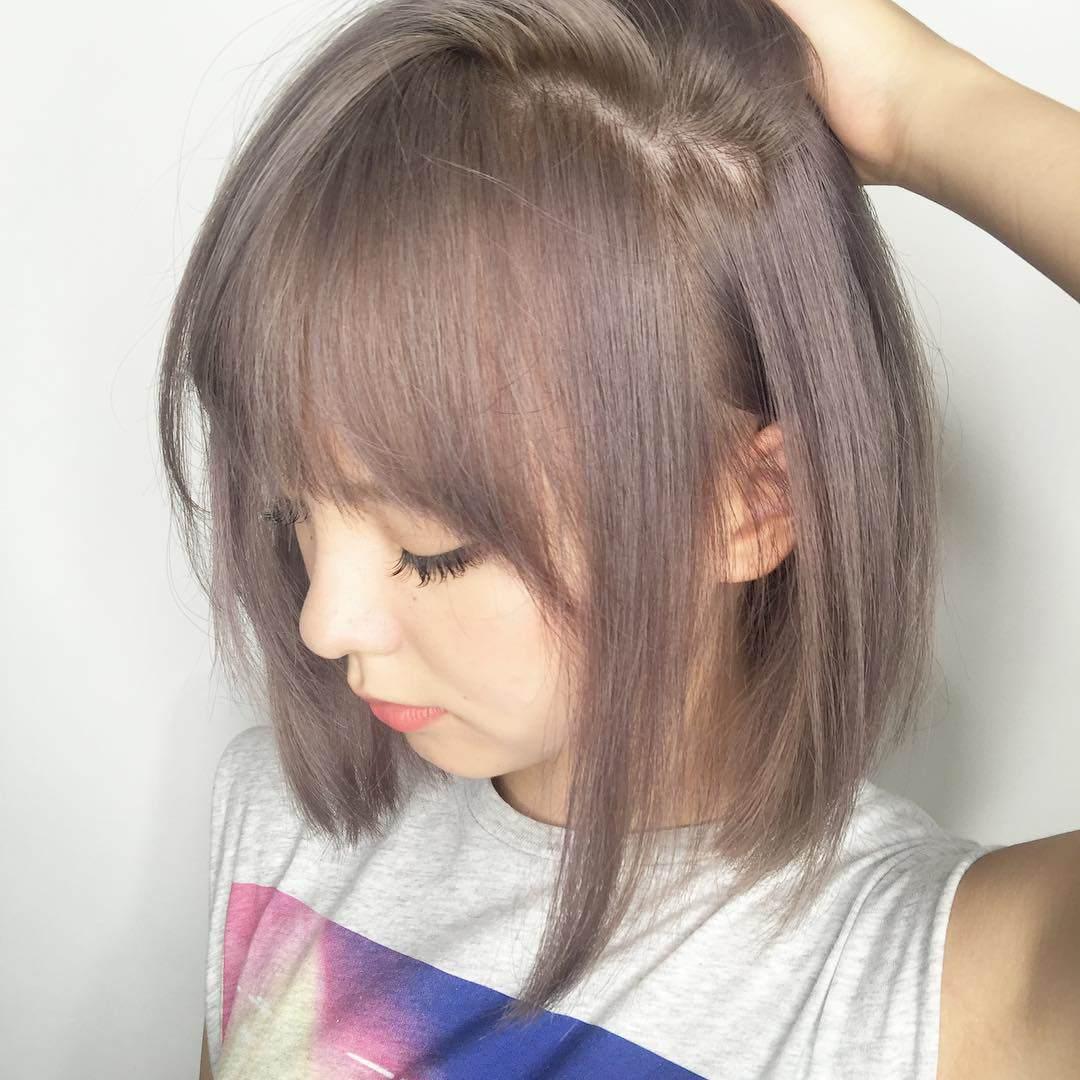 Hè đến cắt tóc ngắn còn gì hợp hơn, nhưng muốn sang phải nhuộm 5 tông màu này-5