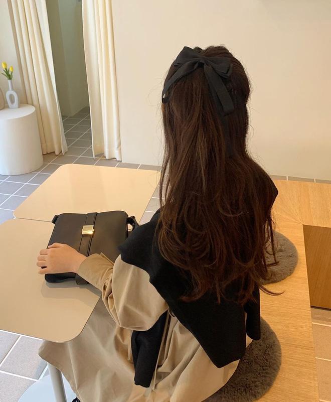 4 kiểu buộc nơ xinh điệu mê tơi nếu không copy từ gái Hàn thì bạn đúng là không có tinh thần làm đẹp-3
