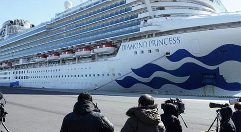 Những sai lầm khiến virus 'hoành hành' trên siêu du thuyền ở Nhật