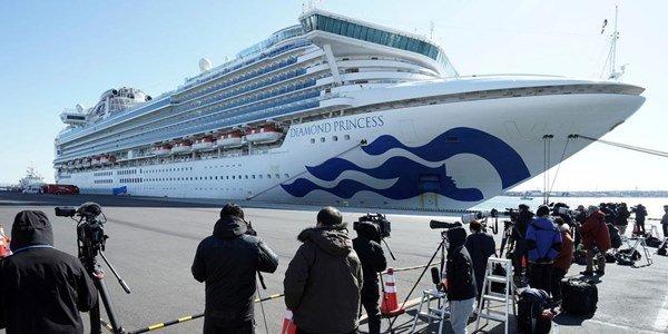 Những sai lầm khiến virus hoành hành trên siêu du thuyền ở Nhật-1