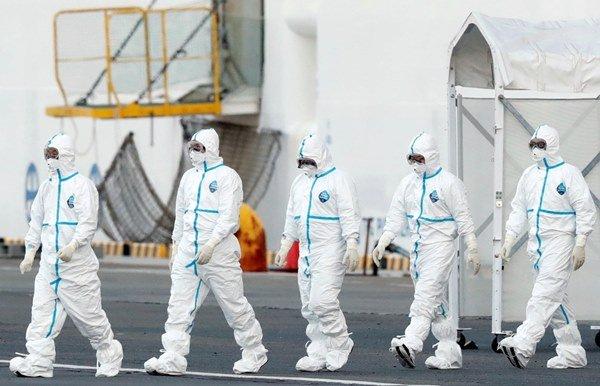 Những sai lầm khiến virus hoành hành trên siêu du thuyền ở Nhật-4