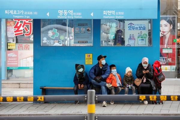 Hàn Quốc có thêm 161 ca nhiễm virus corona, 7 người đã tử vong-1