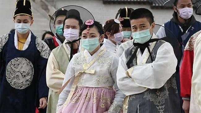 Dịch Covid-19: Hàn Quốc đứng trước nguy cơ có 'Vũ Hán' thứ 2