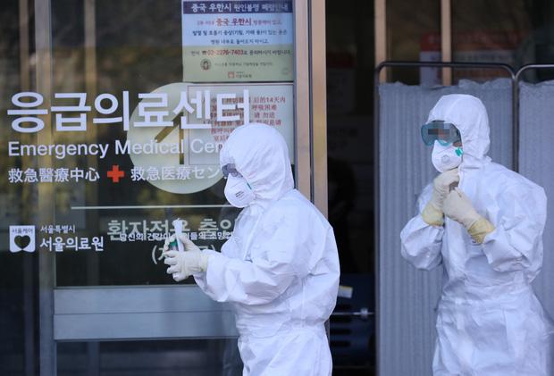 Hàn Quốc trở thành ổ dịch virus corona lớn thứ 2 thế giới: 7 người chết, 763 trường hợp nhiễm bệnh-2