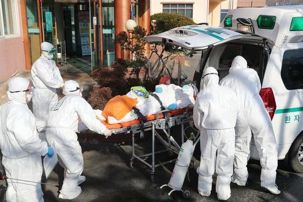 Hàn Quốc trở thành ổ dịch virus corona lớn thứ 2 thế giới: 7 người chết, 763 trường hợp nhiễm bệnh-1