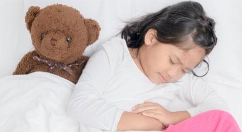 Trẻ nhiễm khuẩn HP: Nguyên nhân và cách phòng chống