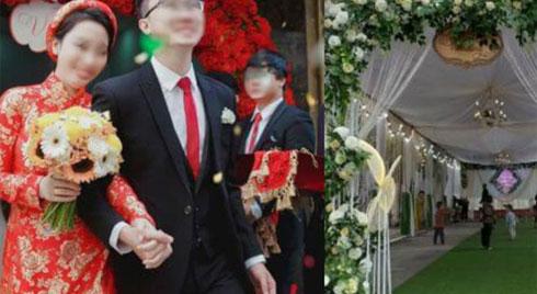 Đúng ngày cưới, tình cũ của cô dâu đến bất ngờ phát ngôn: