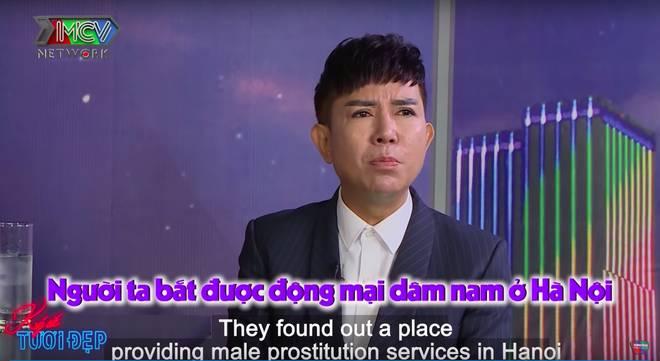 Long Nhật thẳng thắn nói về cú sốc bị bắt quả tang tại động mại dâm nam, khiến sự nghiệp điêu đứng-5