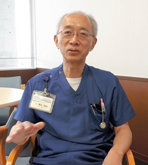 Bác sĩ Nhật tiết lộ cách đơn giản chữa khỏi cho bệnh nhân nhiễm virus corona-1