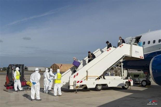 Chỉ định 3 sân bay được đón người từ vùng dịch ở Hàn Quốc về nước-1