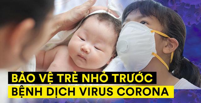 Cách phòng tránh bệnh COVID-19 cho trẻ em-1