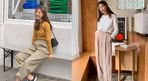 Phát chán khi diện mãi quần jeans, đây là 4 mẫu quần chị em nên tích cực mặc để chỉ sành điệu hơn chứ không kém
