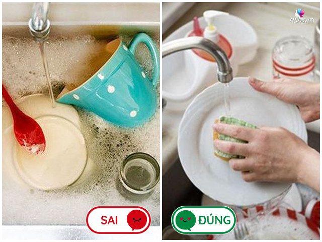 6 thói quen dùng nước rửa bát nhiều người làm nhưng hóa ra sai lầm-2