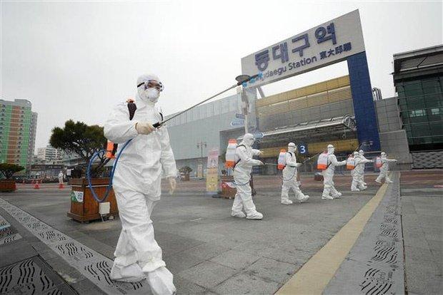 Đã có người Việt đầu tiên tại Hàn Quốc nhiễm COVID-19-1