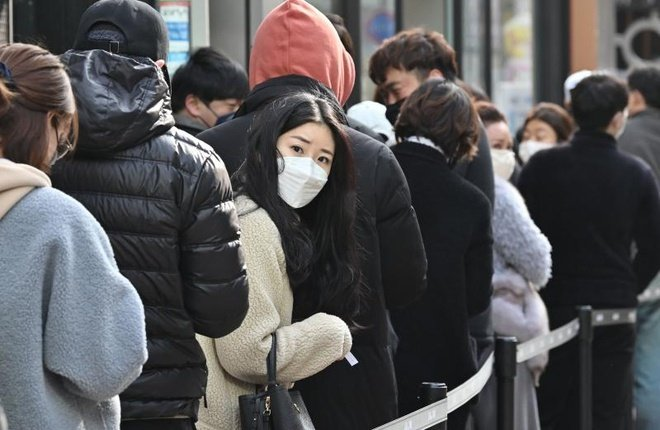 Hàn Quốc tăng kỷ lục 594 ca nhiễm virus corona, tổng cộng gần 3.000 ca-2