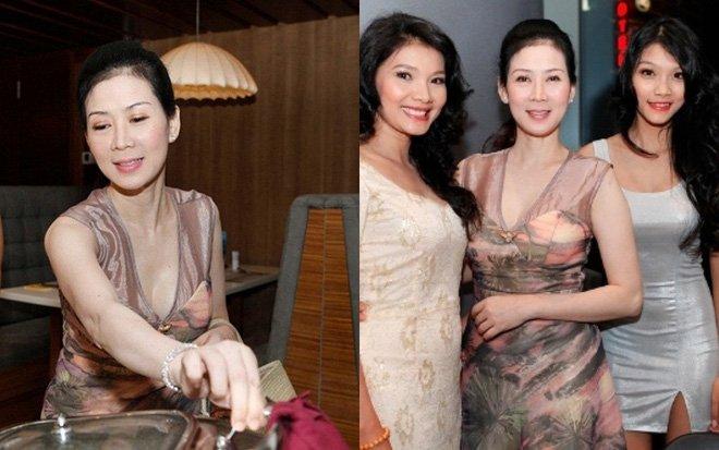 Diễm Hương ở tuổi 50: Vẫn duyên dáng và muốn giữ mãi hình ảnh thanh xuân trong mắt khán giả-2