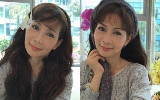 Diễm Hương ở tuổi 50: Vẫn duyên dáng và muốn giữ mãi hình ảnh thanh xuân trong mắt khán giả-5
