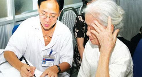 Cảnh giác với chứng chóng mặt ở người cao tuổi