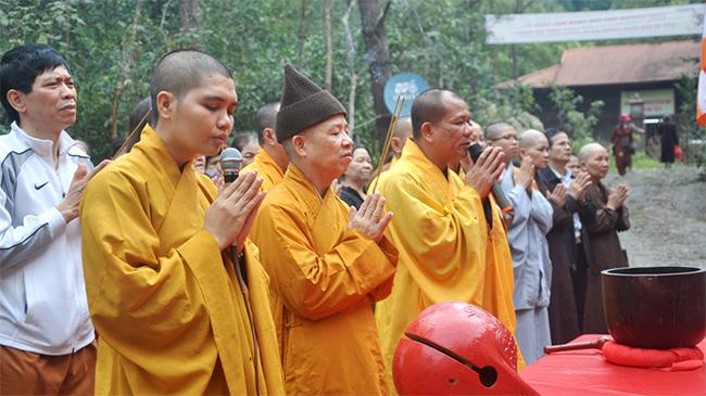 Tôn tạo phế tích Am Dược, nơi Phật Hoàng Trần Nhân Tông tu hành