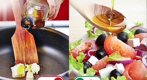 10 sai lầm chị em hay mắc phải biến việc nấu ăn trở nên khó khăn hơn