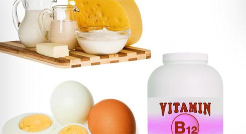 Vitamin B12 có tác dụng gì với sức khỏe?