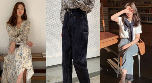 Kiểu giày búp bê hot nhất lúc này, diện với quần jeans hay váy vóc cũng đều đẹp mê