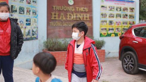 Nóng: Học sinh Hà Nội tất cả các cấp tiếp tục nghỉ học thêm 1 tuần!