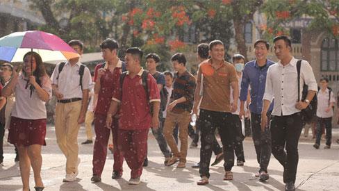 Nóng: TP.HCM chính thức cho học sinh các cấp nghỉ đến 5/4