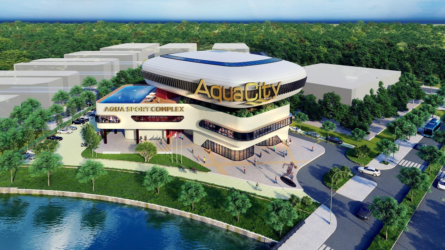 Trải nghiệm sống khỏe tràn năng lượng mỗi ngày tại Aqua City-3