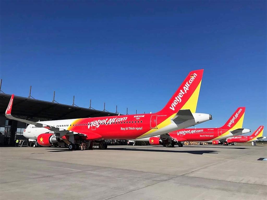 Hàng không Việt huỷ nhiều chuyến bay tới Hàn Quốc vì dịch Covid-19-1