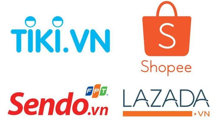 Hơn 30.000 gian hàng trên Shopee, Tiki, Lazada... bị đóng cửa vì thổi giá khẩu trang, nước rửa tay-1