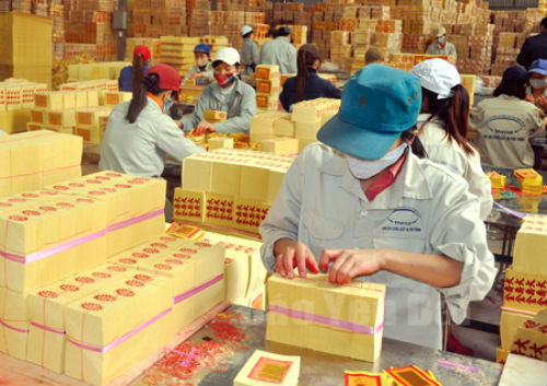 Bán vàng mã phục vụ cõi âm thu hơn 300 tỷ đồng-1