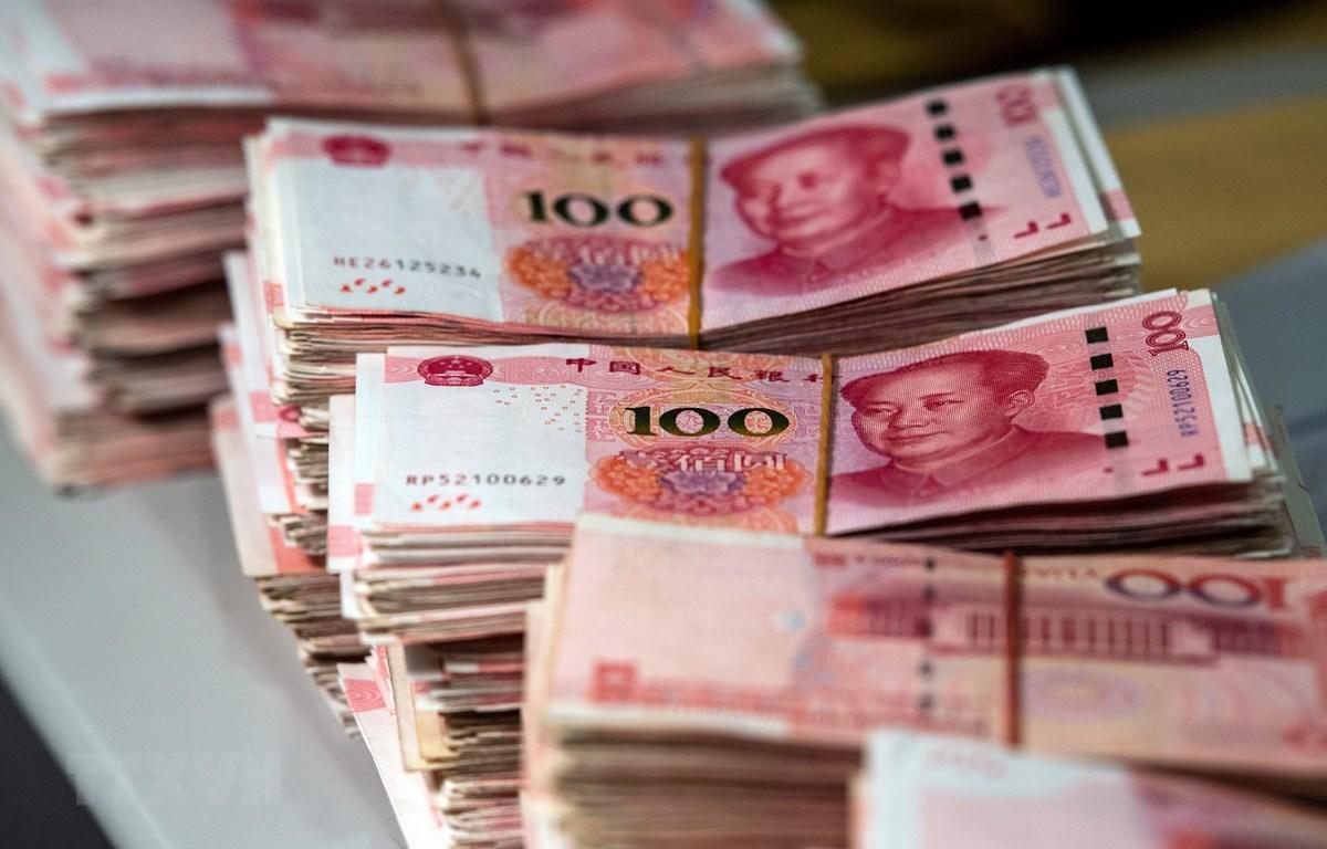 Ngân hàng Trung Quốc tiêu hủy tiền mặt lưu thông ở bệnh viện và xe buýt-1